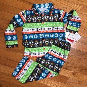 NWT 2 pc pajamas size 4T